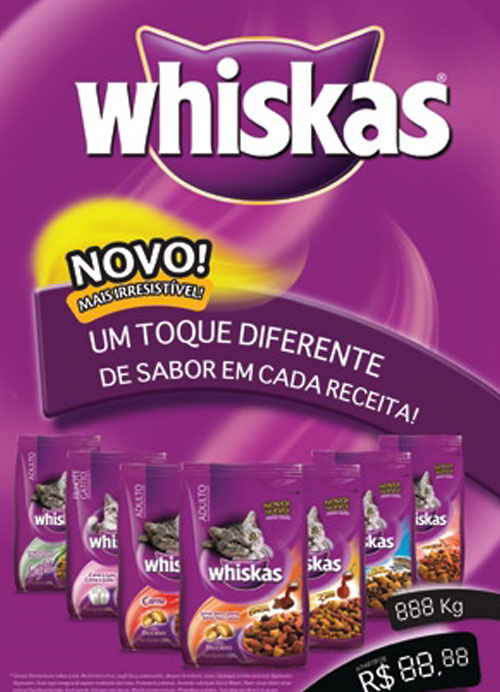 PDV's Whiskas