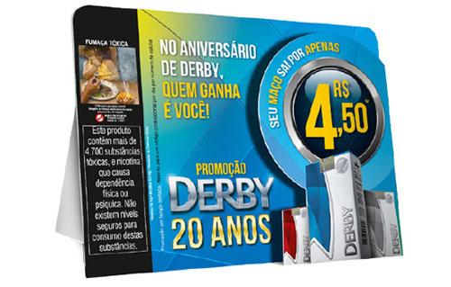 Promoção Derby 20 anos