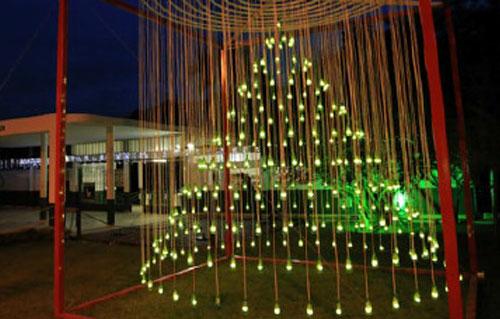 Árvore de Natal Parque das Águas